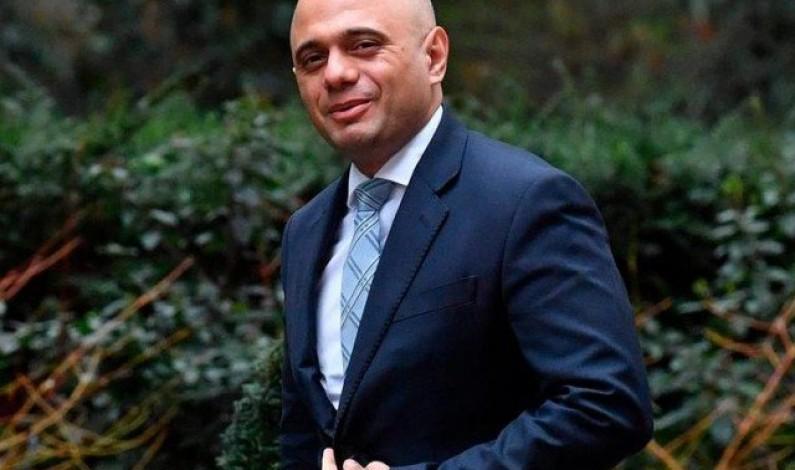British-Pakistani Sajid Javid among top contenders for UK PM spot