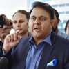 Govt won't become hurdle in path to accountability: Fawad Chaudhry