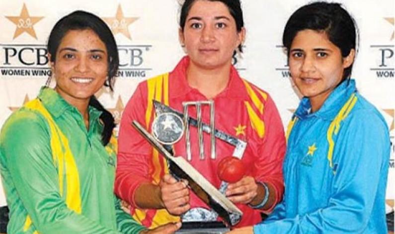 PCB organizes Triangular One-Day Women's Cricket Championship