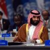 Saudi crown prince arrives in Algeria
