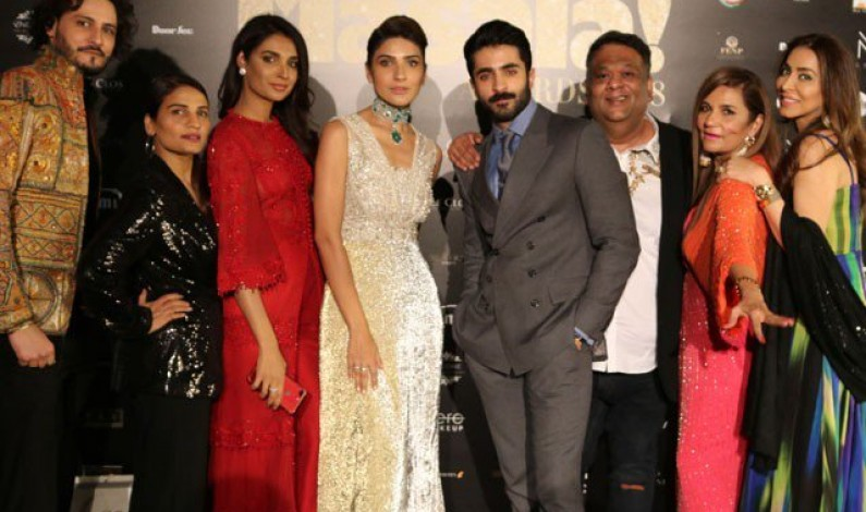 Pakistani artists win big at Masala! Awards 2018