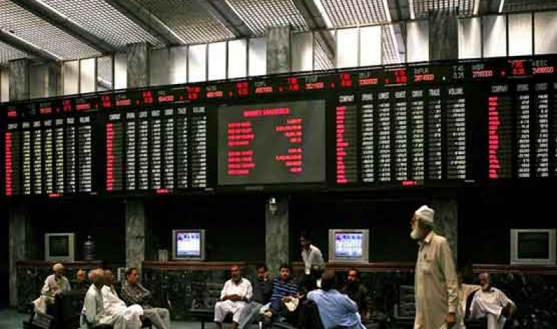 PSX records fresh decline of 299 points, touches 39,303