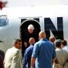 Yemen rebels land in Sweden for key peace talks