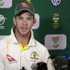 Sick of ball tampering talk' – Paine focuses on India challenge