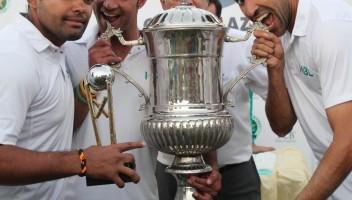 HBL beat SNGPL in test match at UBL SPORTS COMPLEX, KARACHI