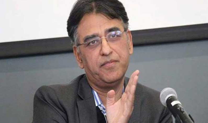 Country's economy has been weaned off ICU: Asad Umar