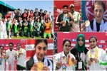 Pakistani  Special Athletes  wins 61 at UAE Special Olympics Games