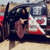 Salma Marwat wins Chakwal 4×4 Jeep rally