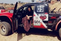 Salma Marwat wins Chakwal 4×4 Jeep rally