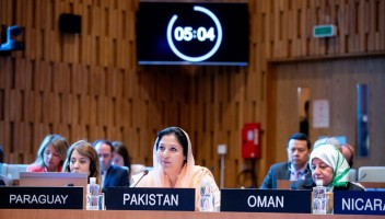 Pakistan fully support UNESCO's initiatives to promote Girl education