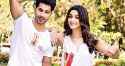 Alia Bhatt, Varun Dhawan reveal if they ever had crush on each other