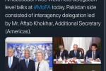 Ambassador Zalmay Khalilzad, US Special Representative for Afghanistan and Ambassador Alice Wells, US Principal Deputy Assistant Secretary of State, visited Islamabad