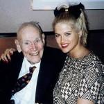 Anna Nicole Smith and Howard Marshall