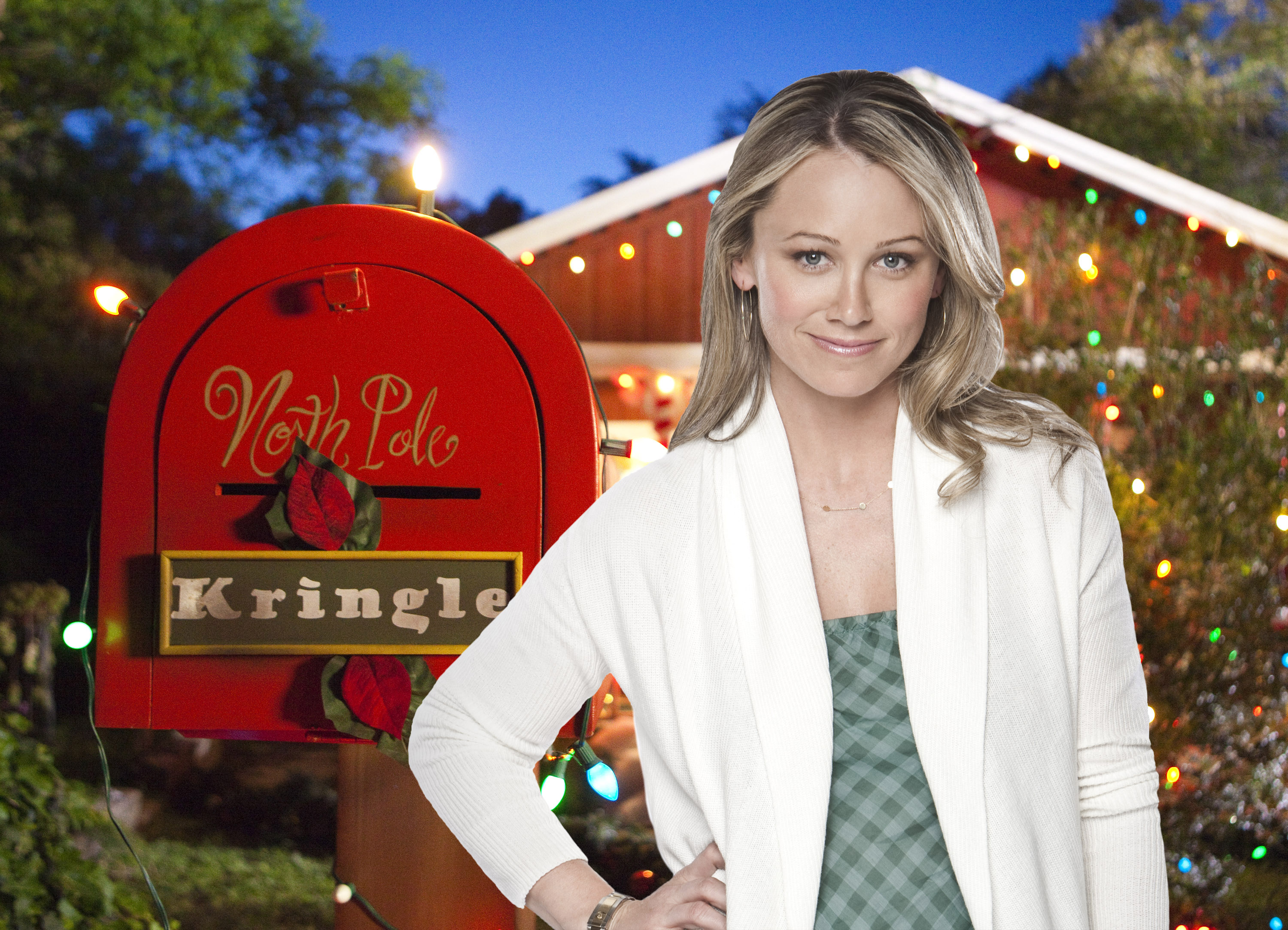 Christine Taylor New Pictures