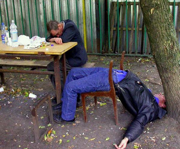 Drunk People 07