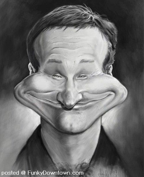 Funny Caricatures 04