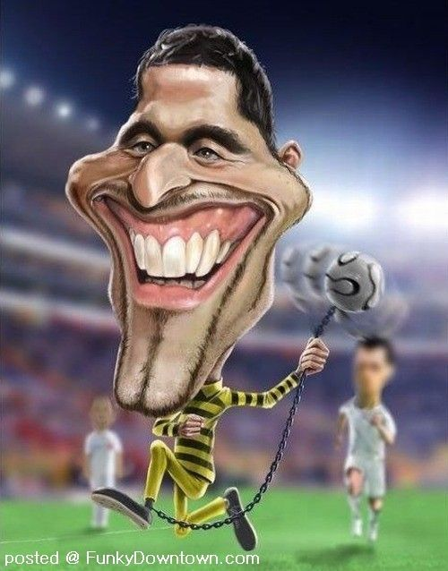 Funny Caricatures 09
