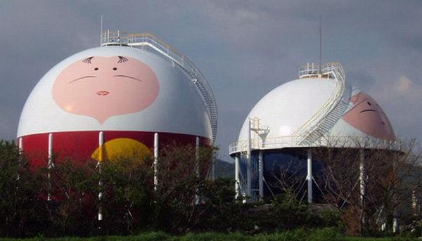 Gas Tanks 01
