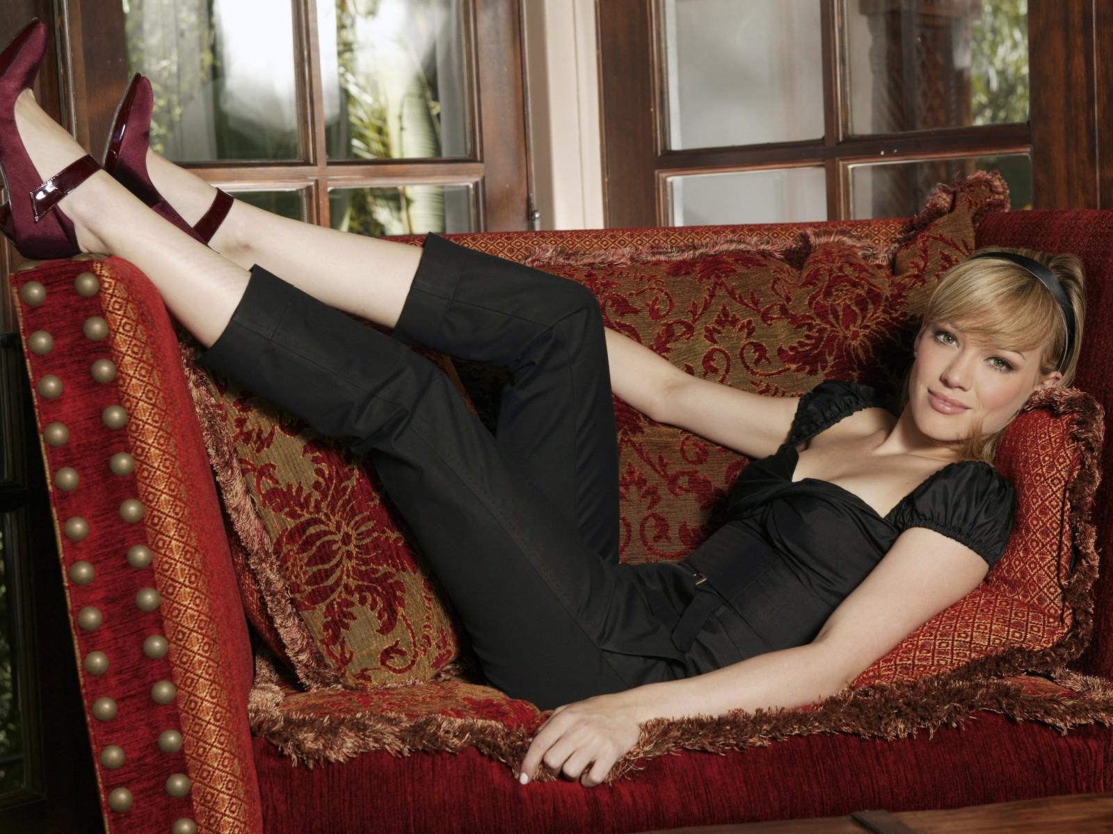 Hilary Duff, Hot Photoshoot