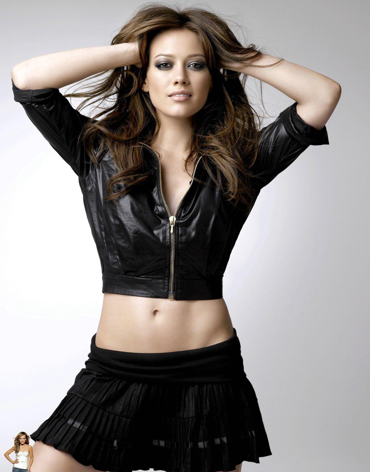 Hilary Duff Hot Picture