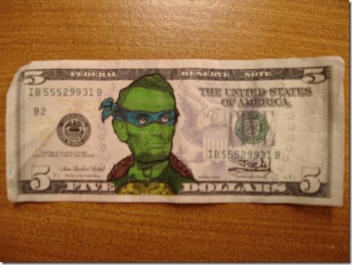 Teenage Mutant Hero Dollar
