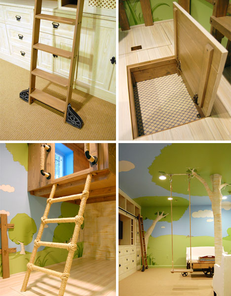 Kids bedroom Pictures