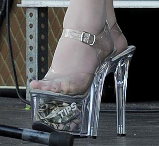 Pleaser USA Shoes