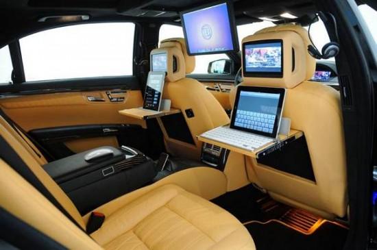 iCar Mercedes S600