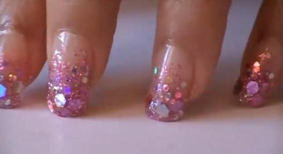just cute nails