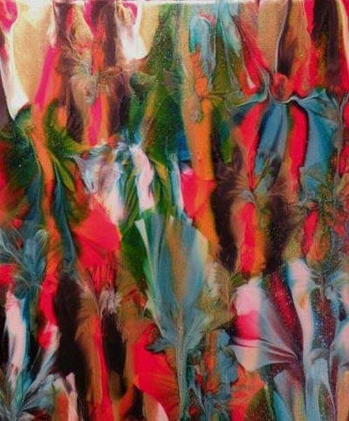 American artists Kira Ayn Varszegi