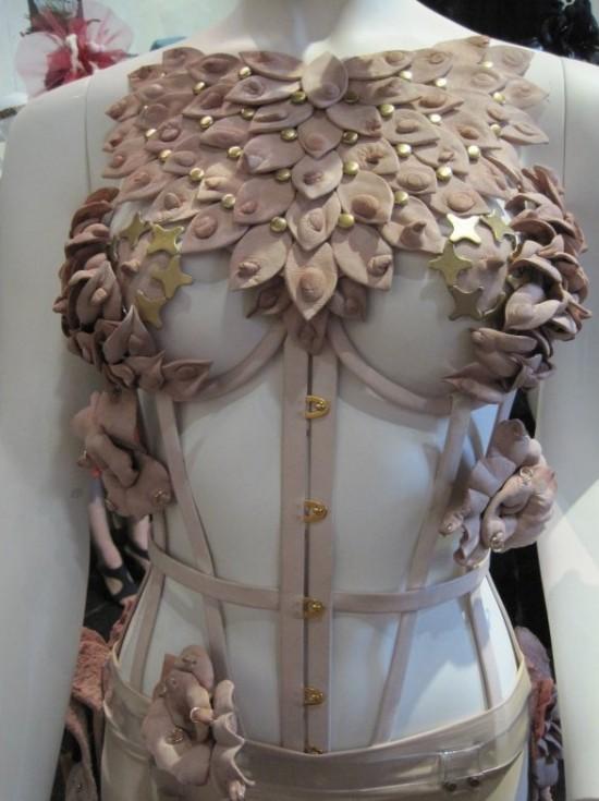 Cow Nipple Dress