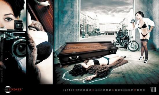 Linder Coffin Calendar
