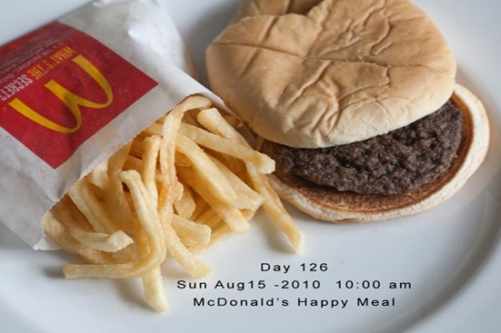 McDonald's Happy Meal 10
