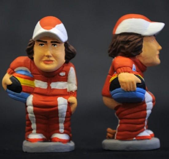 Spanish Formula 1 driver Fernando Alonso