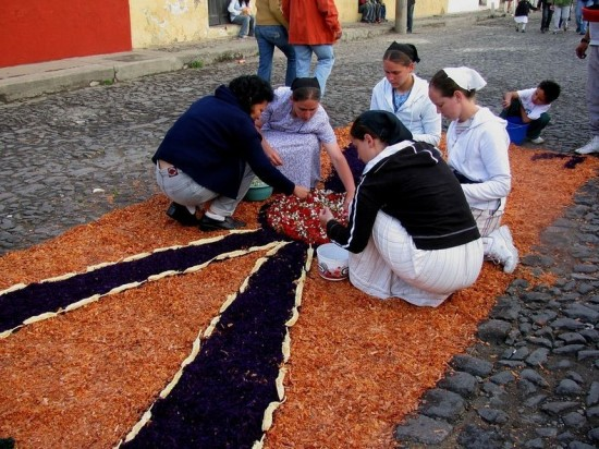 Antigua Semana Santa