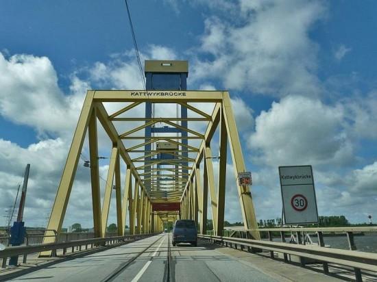 Kattwyk-Brücke