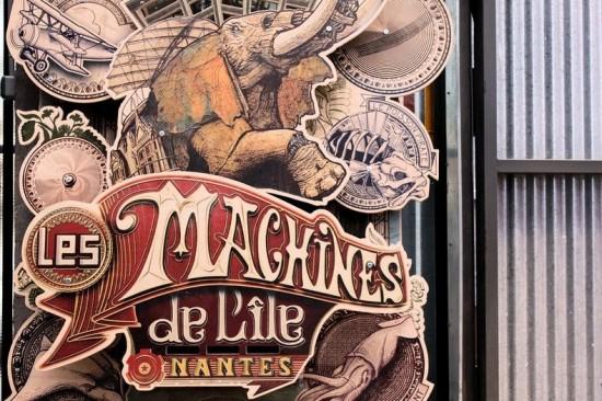 Machines of nantes