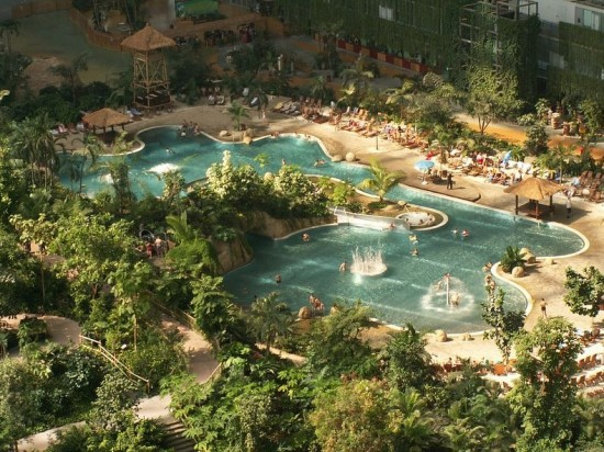 Tropical Island Resort