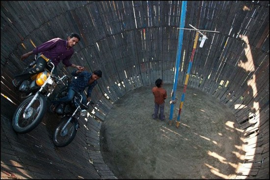 well of death