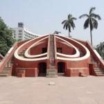 Jantar Mantar - Ancient Astronomical Observatories of India