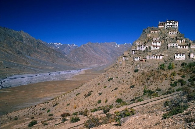 Key Gompa - India