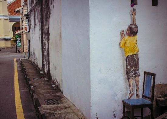 Playful Street Art