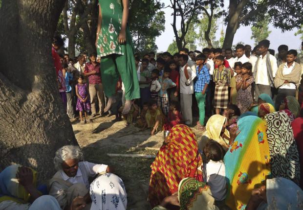 India Deadly Gang Rape