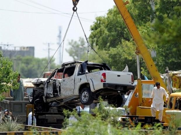 Rawalpindi suicide attack