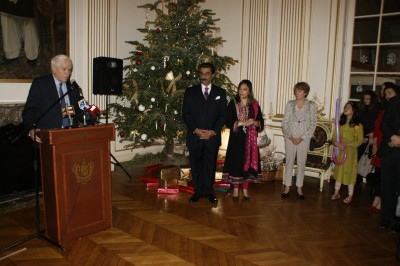 Christmas Gala Embassy of Pakistan