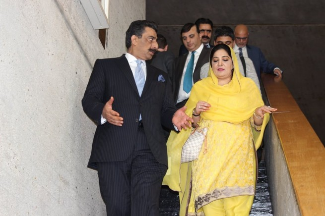 Pakistan offers Liberia technical assistance in IT sector