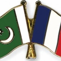 Pakistan Navy Warship arrives in French Island, La Reunion