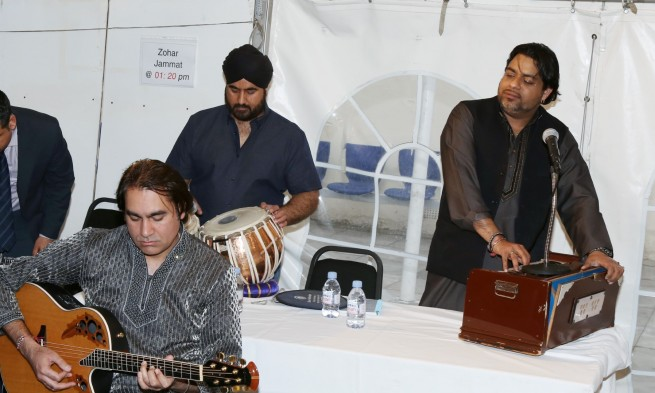 Mehfil-e-Mushaira and Live Music