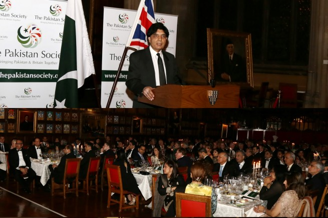 Security and economy, key priorities of the government: Interior Minister Ch Nisar Ali Khan
