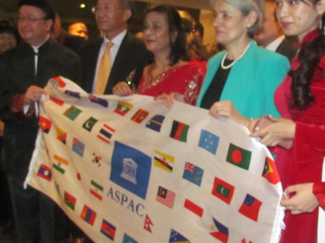Asia Pacific Group of Permanent Delegations (ASPAC) to UNESCO